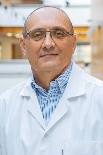 Leader of PRA 1 | Prof. Jacek Jassem; photo Paweł Sudara/MUG